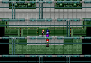 Phantasy Star 2 Megadrive 097