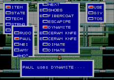 Phantasy Star 2 Megadrive 098