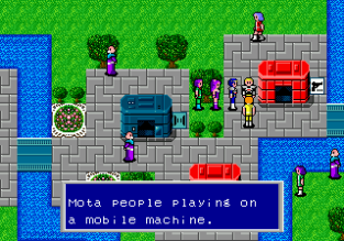 Phantasy Star 2 Megadrive 130