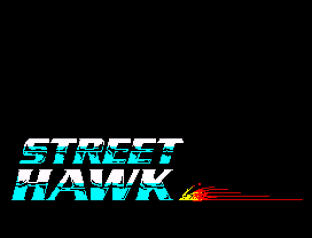 Street Hawk - Subscribers Edition ZX Spectrum 01