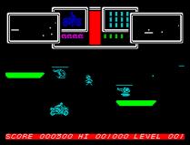 Street Hawk - Subscribers Edition ZX Spectrum 06