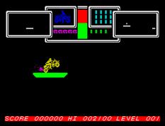 Street Hawk - Subscribers Edition ZX Spectrum 10