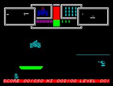 Street Hawk - Subscribers Edition ZX Spectrum 11