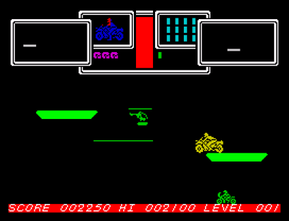 Street Hawk - Subscribers Edition ZX Spectrum 12