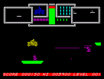 Street Hawk - Subscribers Edition ZX Spectrum 17