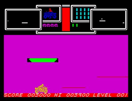 Street Hawk - Subscribers Edition ZX Spectrum 20