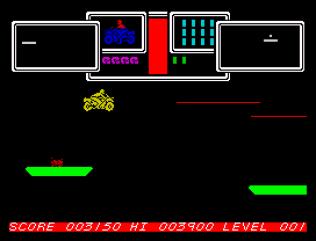 Street Hawk - Subscribers Edition ZX Spectrum 21