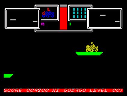Street Hawk - Subscribers Edition ZX Spectrum 23