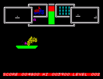 Street Hawk - Subscribers Edition ZX Spectrum 28