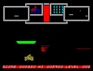 Street Hawk - Subscribers Edition ZX Spectrum 31