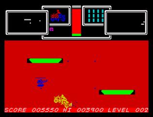 Street Hawk - Subscribers Edition ZX Spectrum 32