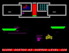 Street Hawk - Subscribers Edition ZX Spectrum 33