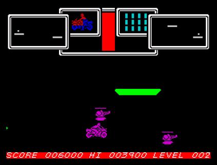 Street Hawk - Subscribers Edition ZX Spectrum 34
