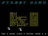 Street Hawk - Subscribers Edition ZX Spectrum 35