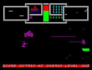 Street Hawk - Subscribers Edition ZX Spectrum 42