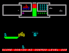 Street Hawk - Subscribers Edition ZX Spectrum 43