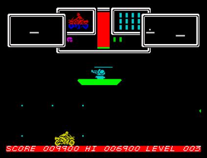 Street Hawk - Subscribers Edition ZX Spectrum 45