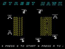 Street Hawk - Subscribers Edition ZX Spectrum 47