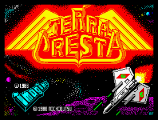Terra Cresta ZX Spectrum 01