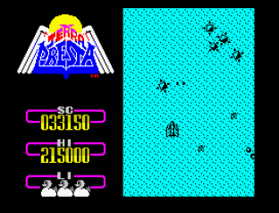 Terra Cresta ZX Spectrum 23