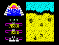 Terra Cresta ZX Spectrum 32