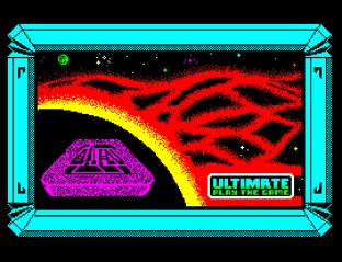 Alien 8 ZX Spectrum 01