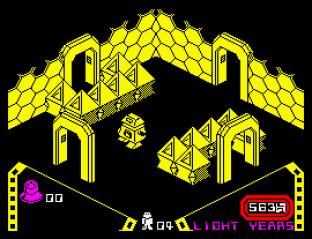 Alien 8 ZX Spectrum 09