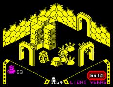 Alien 8 ZX Spectrum 11