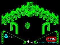 Alien 8 ZX Spectrum 14