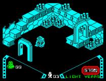 Alien 8 ZX Spectrum 17