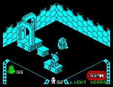 Alien 8 ZX Spectrum 21