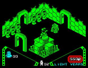 Alien 8 ZX Spectrum 23