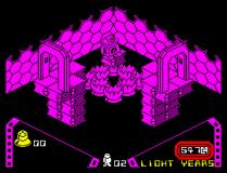 Alien 8 ZX Spectrum 24