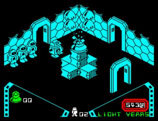 Alien 8 ZX Spectrum 26