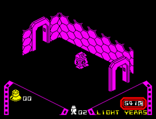 Alien 8 ZX Spectrum 27