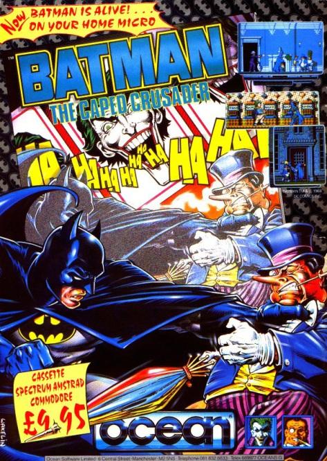 Batman---The-Caped-Crusader-artwork-by-Bob-Wakelin-1