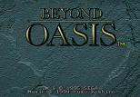 Beyond Oasis Megadrive 05