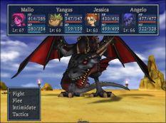Dragon Quest 8 PS2 413