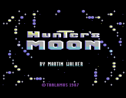 Hunters Moon C64 01