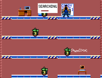 Impossible Mission Sega Master System 03