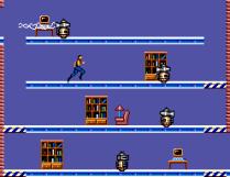 Impossible Mission Sega Master System 05