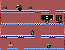 Impossible Mission Sega Master System 06