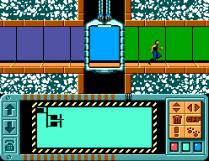 Impossible Mission Sega Master System 07