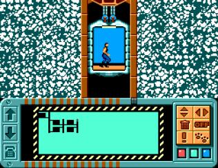 Impossible Mission Sega Master System 11
