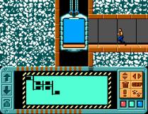 Impossible Mission Sega Master System 13