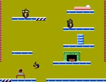 Impossible Mission Sega Master System 15