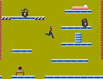 Impossible Mission Sega Master System 16