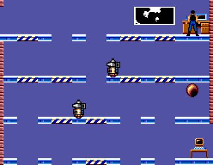 Impossible Mission Sega Master System 20