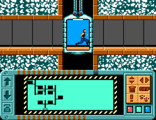 Impossible Mission Sega Master System 21