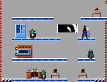 Impossible Mission Sega Master System 24